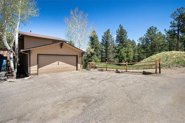 29983 Hilltop Drive #3, Evergreen, CO 80439 (#4156291) :: iHomes Colorado