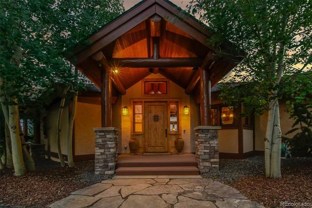 297 County Road 8954, Granby, CO 80446 (#4156433) :: The Margolis Team