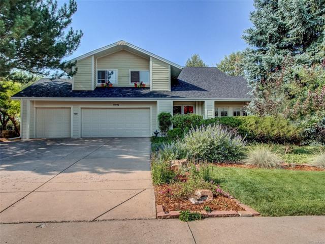 17998 E Berry Drive, Centennial, CO 80015 (#4156842) :: The Peak Properties Group