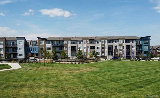 460 E Fremont Place #305, Littleton, CO 80122 (MLS #4156932) :: 8z Real Estate