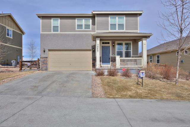 14447 W 91st Avenue, Arvada, CO 80005 (#4156953) :: The Griffith Home Team