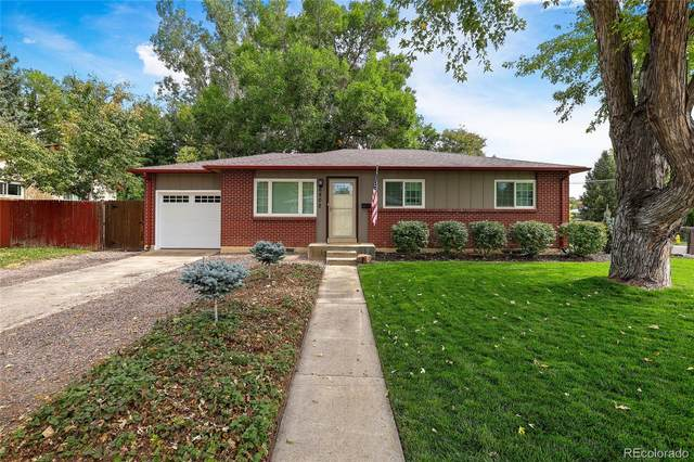 6802 Moore Street, Arvada, CO 80004 (#4157034) :: The Dixon Group