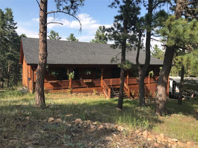 11873 Lillis Lane, Golden, CO 80403 (MLS #4157054) :: 8z Real Estate