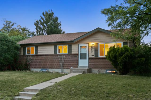 949 E 115th Place, Northglenn, CO 80233 (#4157659) :: The Heyl Group at Keller Williams
