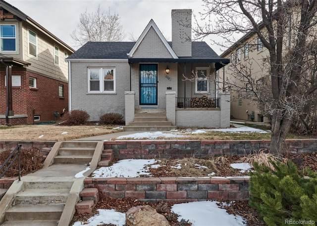 1208 S Elizabeth Street, Denver, CO 80210 (#4157774) :: Berkshire Hathaway HomeServices Innovative Real Estate