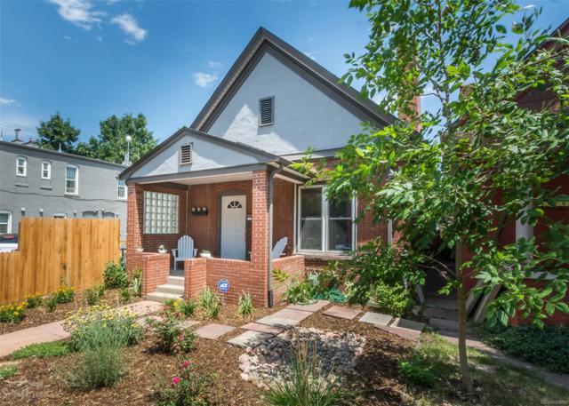 2746 N Williams Street, Denver, CO 80205 (#4157790) :: House Hunters Colorado