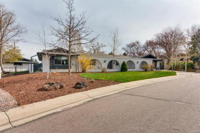 10607 W 31st Place, Lakewood, CO 80215 (#4157927) :: The Gilbert Group