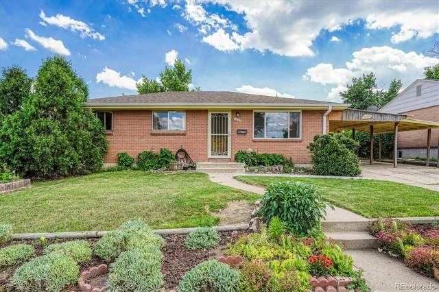 3084 W Radcliff Avenue, Englewood, CO 80110 (#4158181) :: Berkshire Hathaway HomeServices Innovative Real Estate