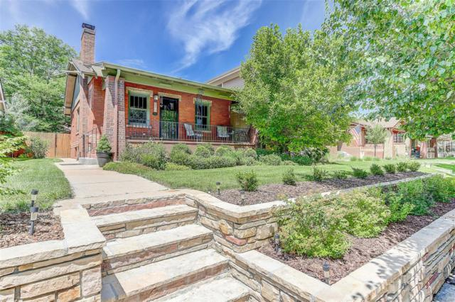 3615 Meade Street, Denver, CO 80211 (#4158473) :: Real Estate Professionals