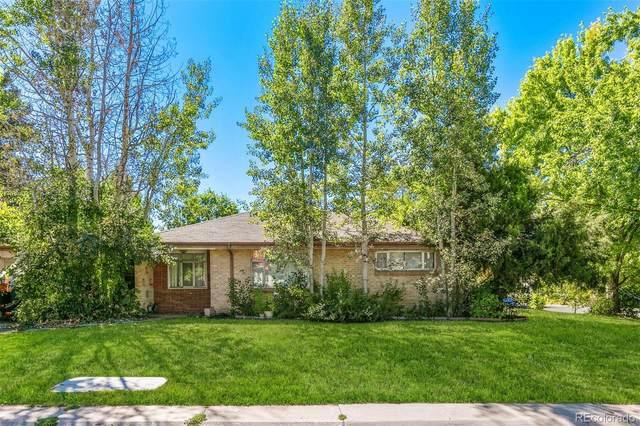 5200 E 12th Avenue, Denver, CO 80220 (#4158513) :: milehimodern