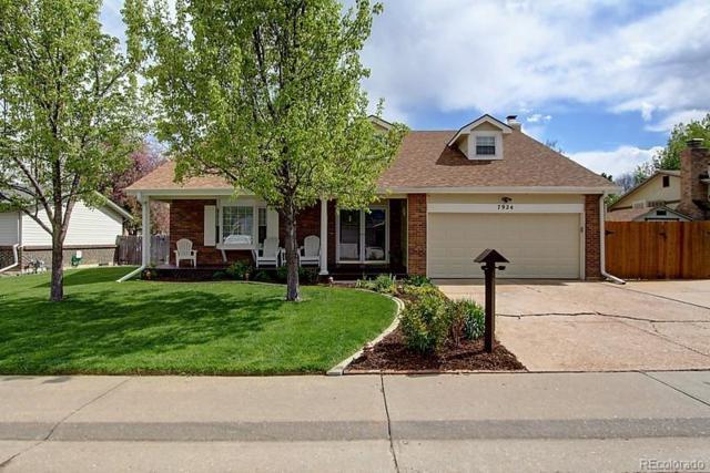 7924 W Quarto Avenue, Littleton, CO 80128 (#4158553) :: House Hunters Colorado