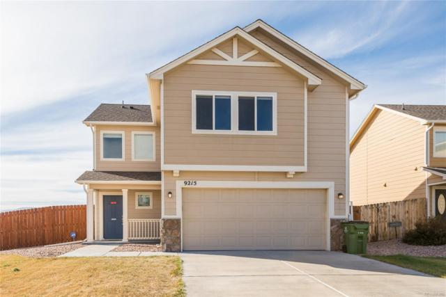 9215 Sand Myrtle Drive, Colorado Springs, CO 80925 (#4158595) :: The Heyl Group at Keller Williams