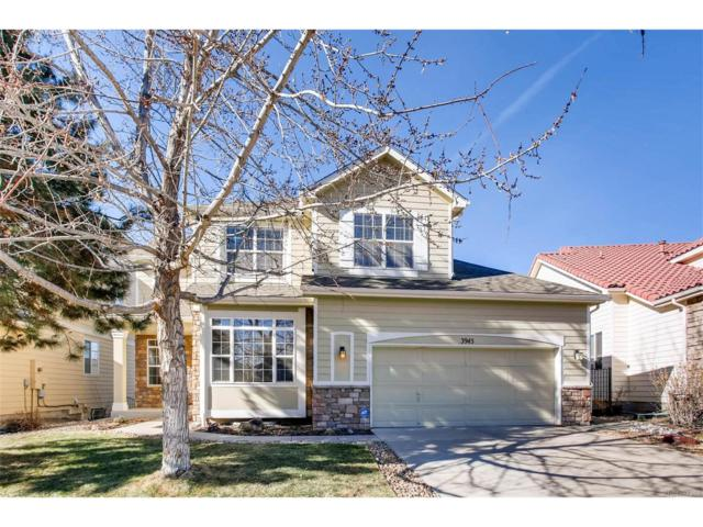 3945 S Allison Court, Lakewood, CO 80235 (#4158600) :: My Home Team