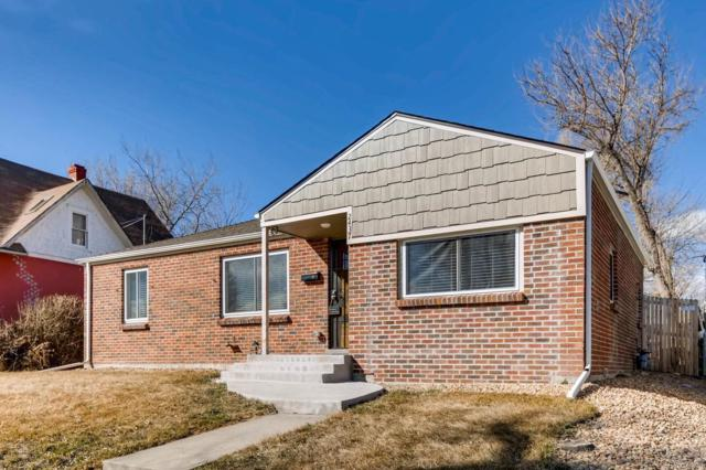 2437 Gray Street, Edgewater, CO 80214 (MLS #4158624) :: 8z Real Estate