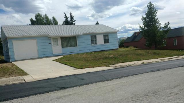 1708 Harrison Avenue, Leadville, CO 80461 (#4158763) :: The City and Mountains Group