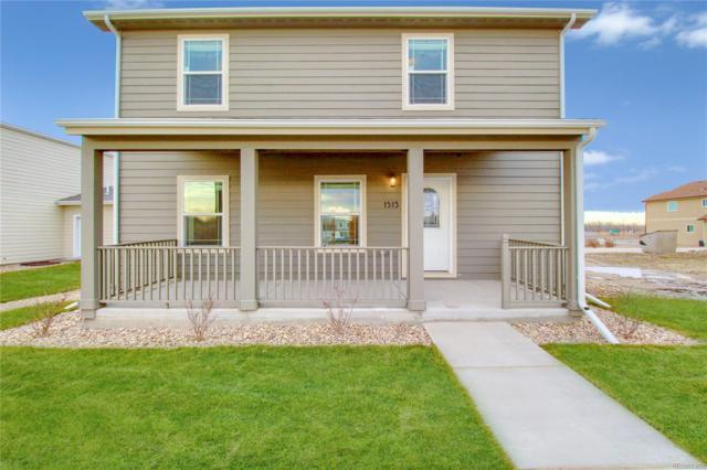 1513 Canal Street, Fort Morgan, CO 80701 (#4158837) :: The City and Mountains Group