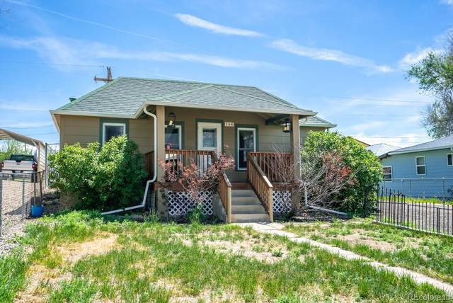 146 W Front Street, Byers, CO 80103 (#4158971) :: Bring Home Denver with Keller Williams Downtown Realty LLC