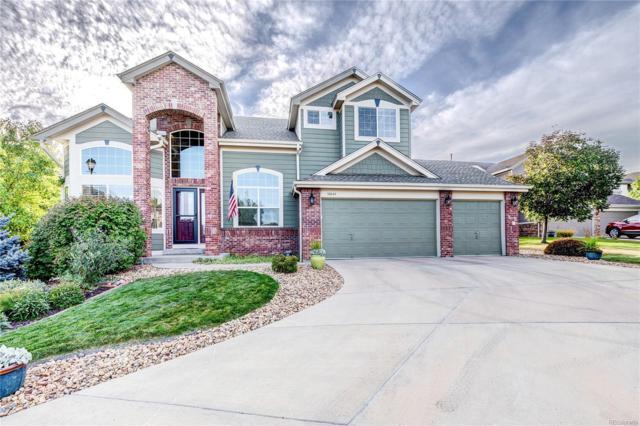 10845 Ridge Pointe Lane, Parker, CO 80138 (MLS #4159107) :: 8z Real Estate