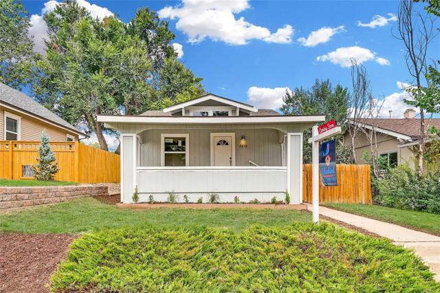 4814 Raleigh Street, Denver, CO 80212 (#4159261) :: The HomeSmiths Team - Keller Williams