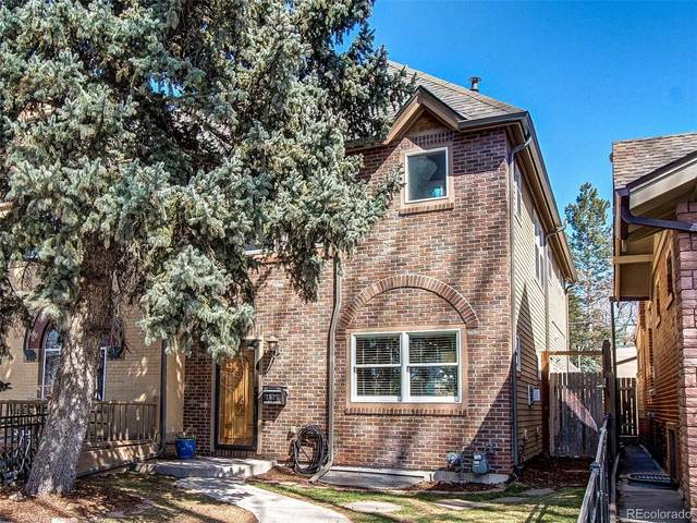 1816 S Lincoln Street, Denver, CO 80210 (#4159470) :: Wisdom Real Estate