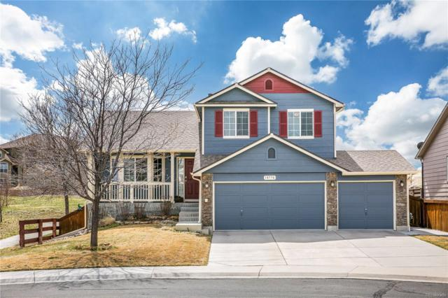 18778 Horse Creek Street, Parker, CO 80134 (#4159764) :: Compass Colorado Realty