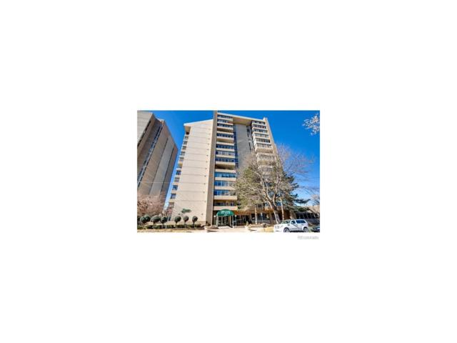 1313 N Williams Street #703, Denver, CO 80218 (#4160151) :: Thrive Real Estate Group