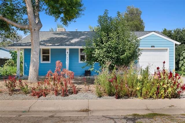 2163 W Arbor Avenue, Littleton, CO 80120 (#4160341) :: The HomeSmiths Team - Keller Williams