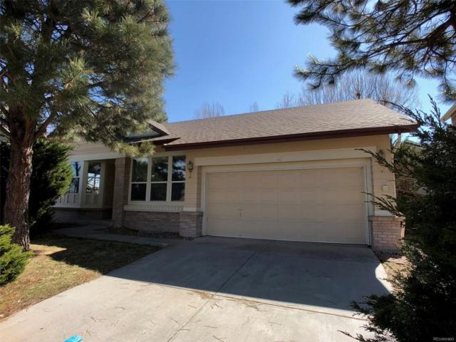 19660 E Creekside Drive, Parker, CO 80134 (#4160387) :: 5281 Exclusive Homes Realty