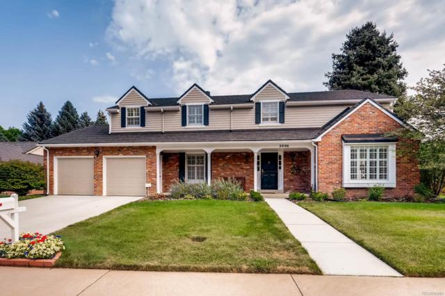 3996 S Magnolia Way, Denver, CO 80237 (#4160647) :: The Healey Group