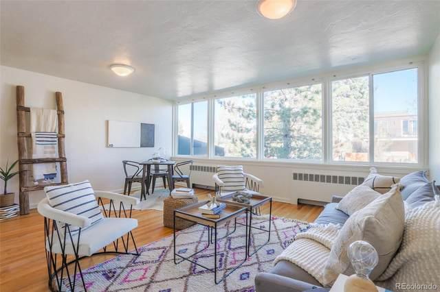 4430 W 35th Avenue #6, Denver, CO 80212 (#4161022) :: The Griffith Home Team