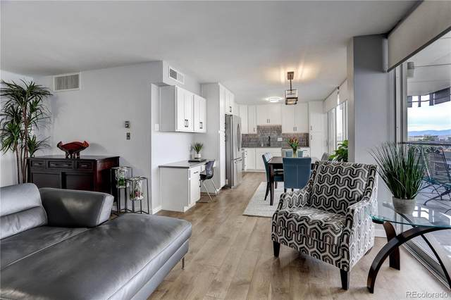 790 Washington Street #601, Denver, CO 80203 (#4161161) :: Wisdom Real Estate