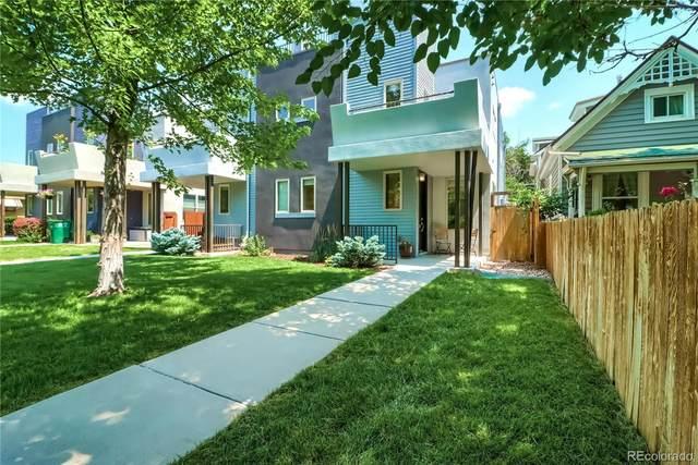 2140 Newton Street, Denver, CO 80211 (#4161662) :: Kimberly Austin Properties