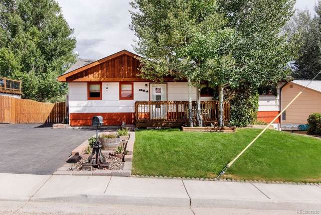 841 Stout Street, Craig, CO 81625 (#4162349) :: HomePopper