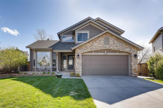 5464 Chambray Court, Highlands Ranch, CO 80130 (#4162485) :: House Hunters Colorado