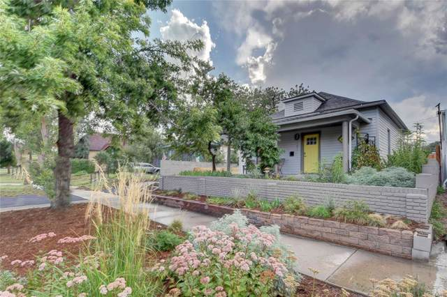 151 Grove Street, Denver, CO 80219 (MLS #4162595) :: 8z Real Estate