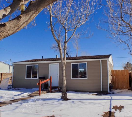 7456 Krameria Drive, Commerce City, CO 80022 (#4162696) :: The City and Mountains Group