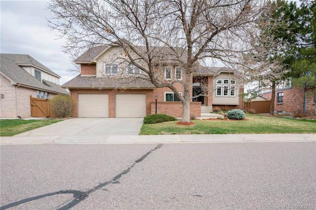 15781 E Crestridge Circle, Centennial, CO 80015 (#4162756) :: Finch & Gable Real Estate Co.