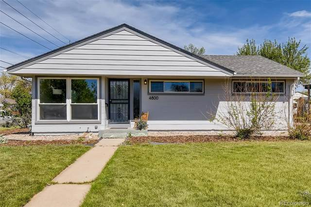 4800 S Pearl Street, Englewood, CO 80113 (#4162950) :: Mile High Luxury Real Estate