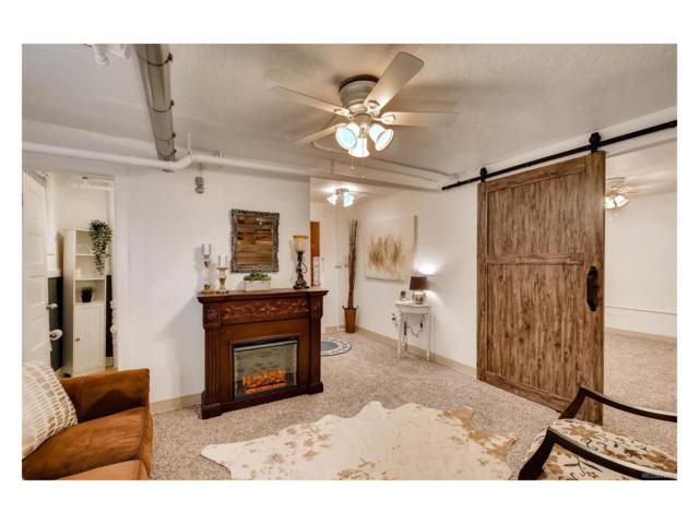 1446 N Gilpin Street #9, Denver, CO 80218 (#4162958) :: The Peak Properties Group