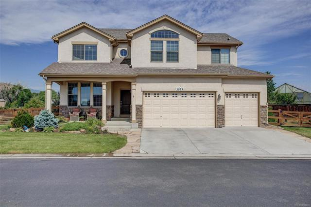 5029 Gladiola Way, Golden, CO 80403 (#4163799) :: House Hunters Colorado