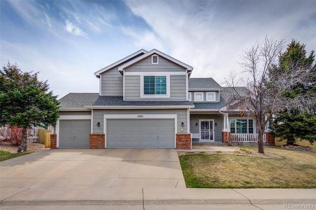 10901 Baxter Drive, Parker, CO 80134 (MLS #4163833) :: The Sam Biller Home Team
