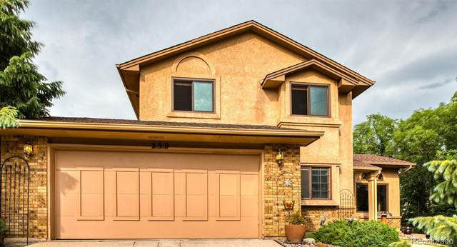 250 Wuthering Heights Drive, Colorado Springs, CO 80921 (MLS #4163941) :: Find Colorado Real Estate