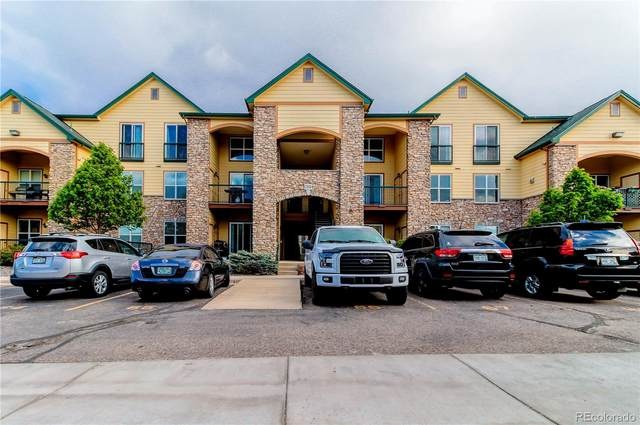 7212 Blackhawk Street 1-107, Englewood, CO 80112 (MLS #4164245) :: Find Colorado