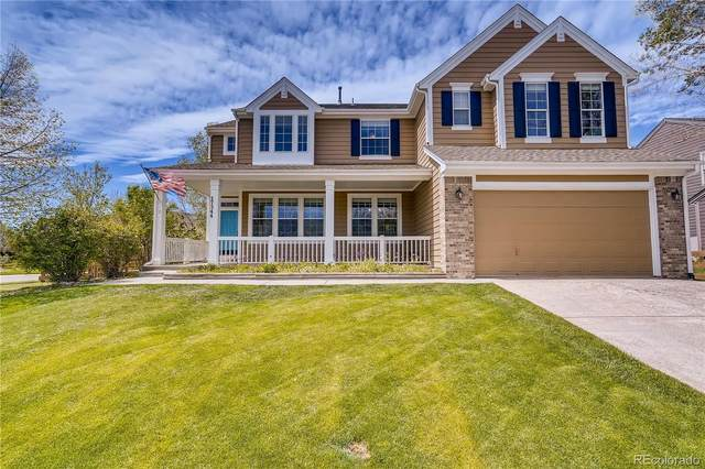 17344 W 63rd Drive, Arvada, CO 80403 (#4164410) :: The Dixon Group