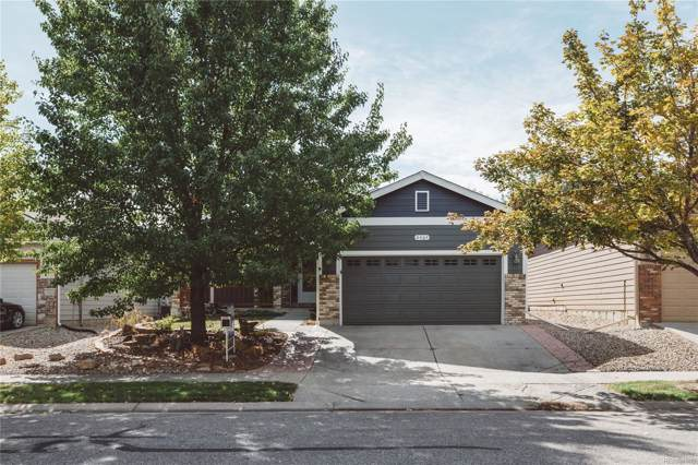 2464 Silverton Street, Loveland, CO 80538 (MLS #4164972) :: 8z Real Estate