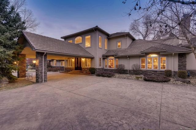 42 Sunset Drive, Cherry Hills Village, CO 80113 (#4165119) :: 5281 Exclusive Homes Realty