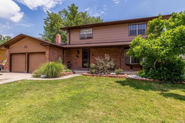 2690 S Brentwood Street, Lakewood, CO 80227 (#4165686) :: The Galo Garrido Group