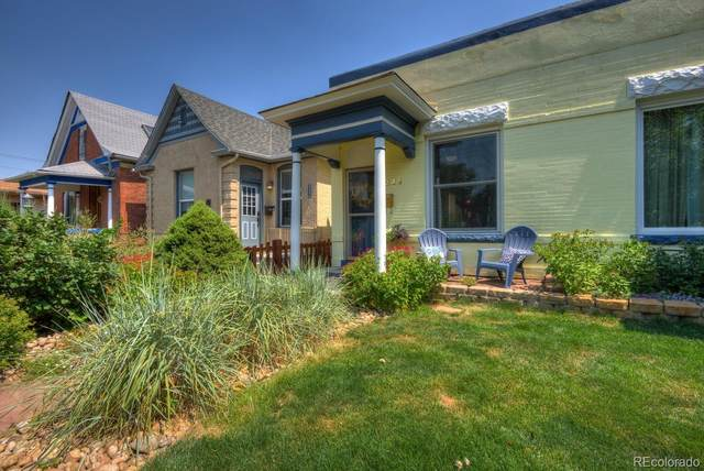 244 Cherokee Street, Denver, CO 80223 (MLS #4166157) :: 8z Real Estate