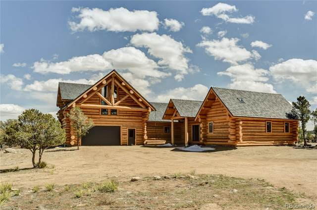18370 County Road 341, Buena Vista, CO 81211 (#4166308) :: The Gilbert Group