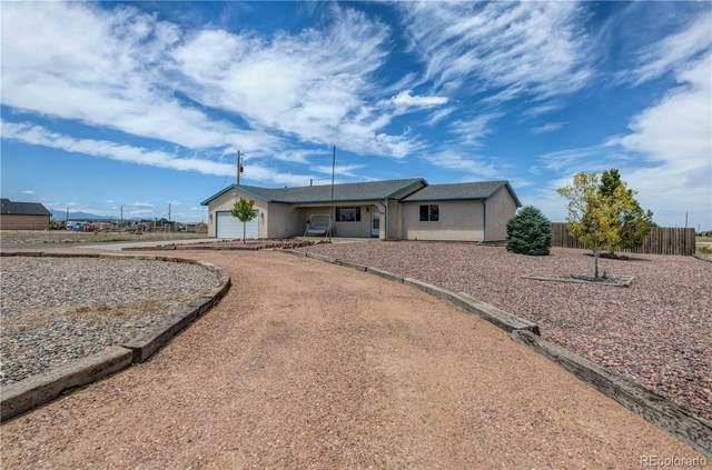 653 E Milt Drive, Pueblo West, CO 81007 (#4166356) :: The DeGrood Team